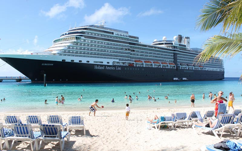 17 Nights Caribbean Cruise from Fort Lauderdale-Florida Roundtrip