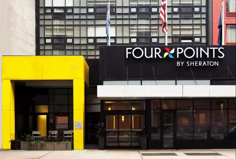 Four Points by Sheraton New York Downtown In New York