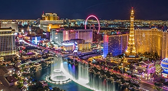 4-Day Los Angeles, Las Vegas, Grand Canyon Tour from Bay Area