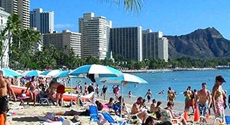 5-Day Pearl Harbor, Waikiki Beach, Hawaii Tour from Honolulu
