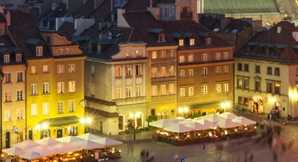 8-Day Charm of Eastern Europe from Paris
