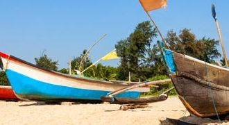 Goa 5 Nights stay - with transfers & flights