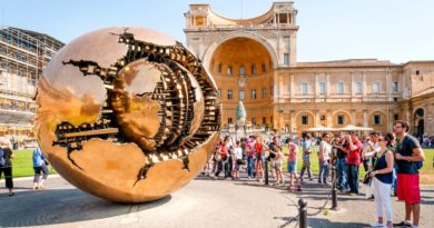 WHAT TO VISIT IN ROME IF YOU HAVE A SOLITARY DAY