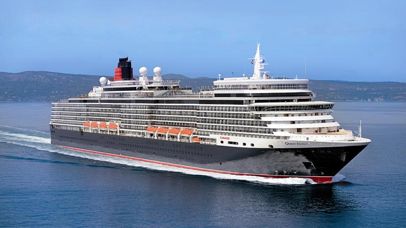 19 Nights Eastern Caribbean Cruise from New York to Southampton