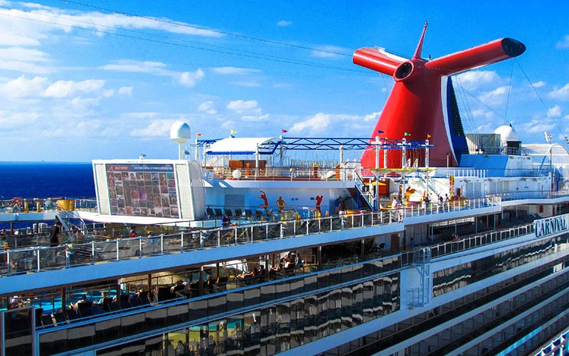 4 Nights Western Caribbean Cruise from New Orleans - Roundtrip
