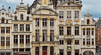 12-Day Milan, Rome, Paris, Amsterdam, Brussels Tour from Paris in English