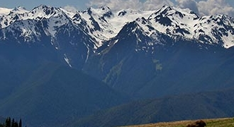 2-Day Mt. Rainier, Olympic National Park Tour from Seattle