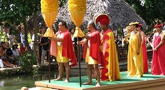 5-Day Hawaii Pearl Harbor, Mini-Circle Island and Polynesian Cultural Center Tour from Honolulu