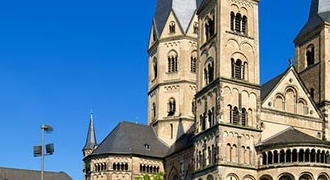 5-Day Luxembourg, Frankfurt, Bonn, Amsterdam, Brussels Tour from Paris in Chinese